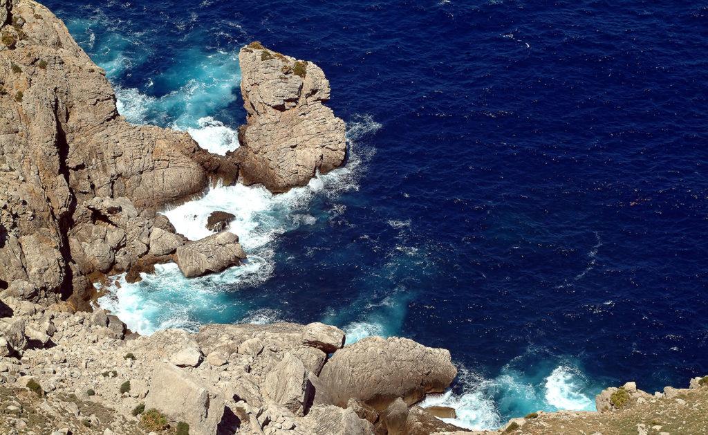 Mallorca Felsen
