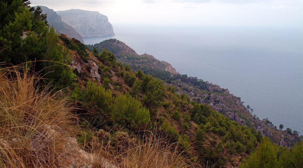 Mallorca- Tramuntana Gebirge