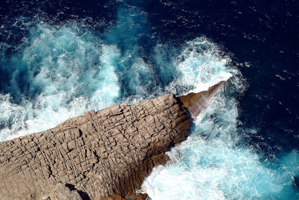 Mallorca blaues Meer